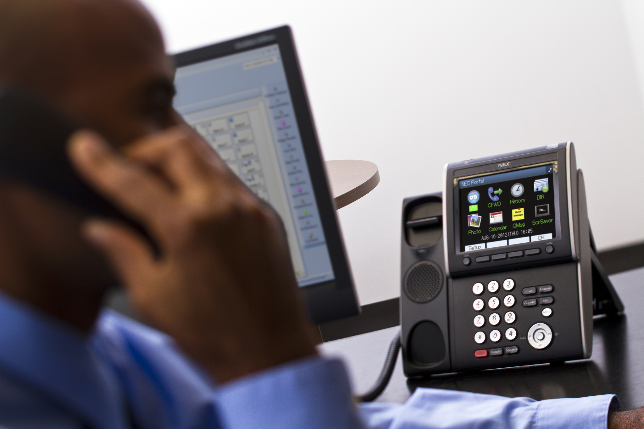 Business Solutions - VoIP and Communication